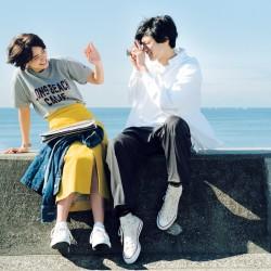 山崎紘菜×清原翔主演 GWに彼と歩きたい鎌倉ガイド