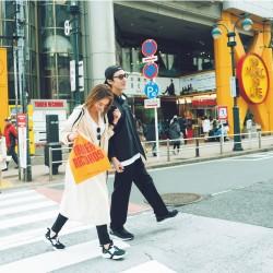 滝沢カレン×上杉柊平 GWに彼と歩きたい渋谷デート
