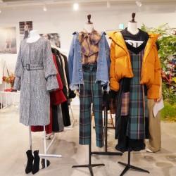 色鮮やかな秋冬コレクション速報【SLY】展示会レポート