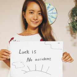 【インフルエンサー特別連載】 #6 「その幸運は偶然じゃない」プロトラベラー®AOIさんの座右の銘とは