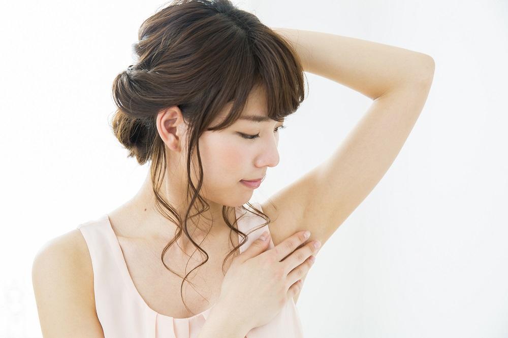 (3)汗の臭い