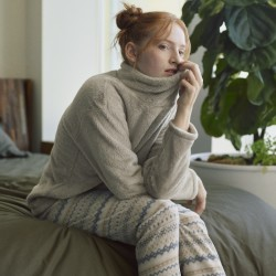 コラボも続々!「ユニクロ」のあったかパジャマで過ごす秋冬