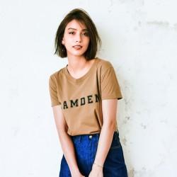 暑い日もすっきり美人に見える「Tシャツ×デニム」コーデ9選