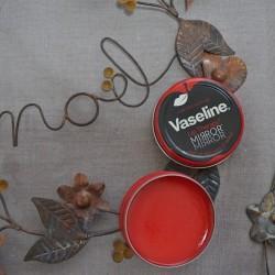 ヴァセリンにツヤがでた!白雪姫みたいな限定缶の「色つきリップ」