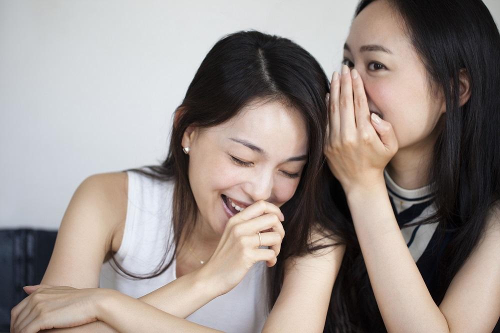 (1)恋バナは楽しいけど、もっと盛り上がるのは…!