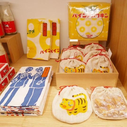 食器から食べ物まで…日本全国の土産が1200点!おすすめ雑貨店