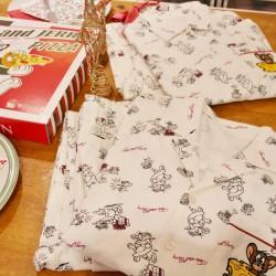 仲良くケンカしな♡彼とペアで着られる「トムとジェリー」のペアパジャマが到着