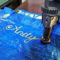 ブルーバックに刺繍のプレゼントやブルーのソフトが登場【IKEA新三郷10周年】