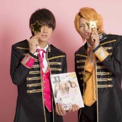 次世代アイドルグループM!LKの佐野勇斗・板垣瑞生が選ぶ「僕が好きなデート服BEST5」を発表!