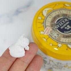 雪解けのように浸透♡軽くてふわっふわなシアクリームに限定の香り