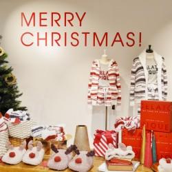 古き良きアメリカンクリスマスを「ジェラート ピケ」で楽しもう♡