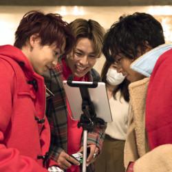 THE RAMPAGEがJJ2月号に初登場! 仲良し男子校な撮影オフショットを大公開♡
