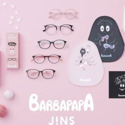 トレンドのビックシェイプも!「バーバパパ×JINS」のメガネがSNS映え♡