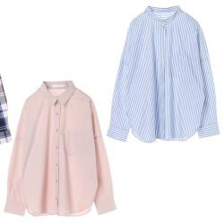 2,490円で着回し力2倍「アメホリ」襟が取り外せる2wayシャツが使える!