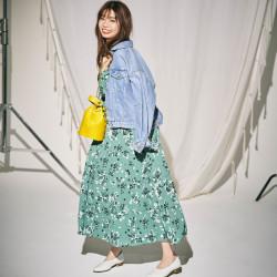 日向坂46高本彩花が着る、「スタイルよく見える