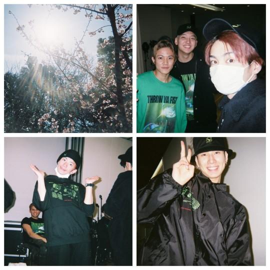 THE RAMPAGEメンバーの仲の良さを激写♡鈴木昂秀&後藤拓磨が撮る、ここだけの「裏ランペイジ」