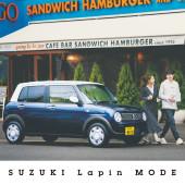 可愛い車と一緒にどこへでも♡ LapinMODEと私たちの2人時間