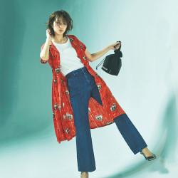 欅坂46 土生瑞穂もお気に入り♡ ヒステリックグラマーのすごいデニム