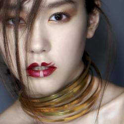 Beauty creator RYUJIさんの作品展「FACE COUTURE」が開催!