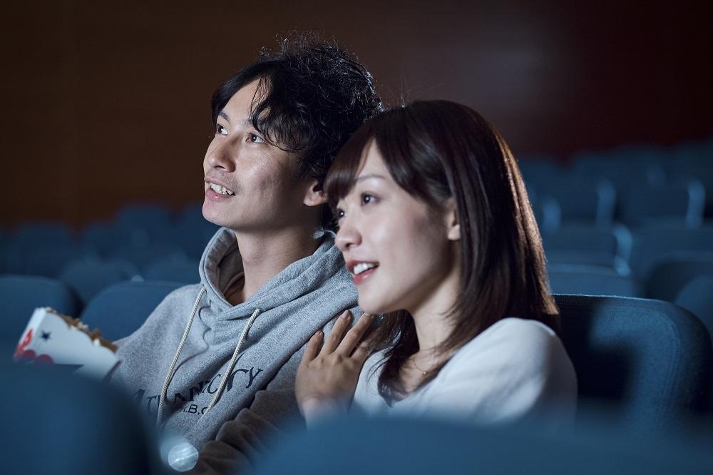 (3)恋愛映画鑑賞
