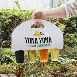 今年の夏は大人のビアガーデンでクラフトビール片手に乾杯!