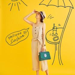 1枚あればどんなシーンにも!【#バナリパドレス】がこの夏とにかく使える♡ No.1