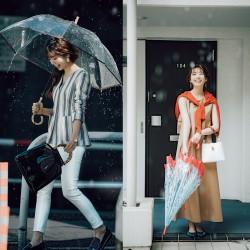 濡れてもOK!雨でもおしゃれなデート服7選