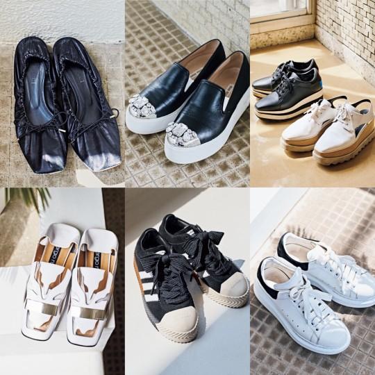 20代女子が令和初のボーナスで買うべき「自慢できるぺたんこ靴」6選