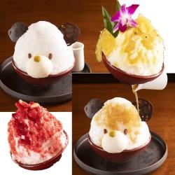 思わず写真に撮りたくなる♡シロクマのかき氷が可愛い&美味しすぎ!