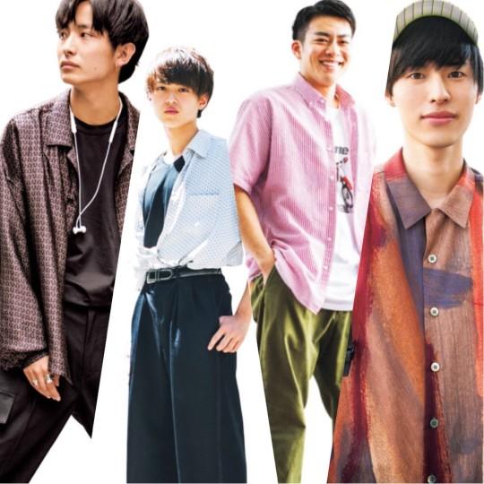 シャツ姿が尊すぎる♡ 真夏のイケメンSNAP22選