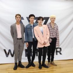 「とにかく周囲に感謝し続けるグループ」 WINNERの記者会見に行ってきた!
