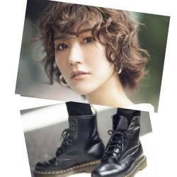 欅坂46【土生瑞穂】の私服マーチンがカッコよすぎる件。