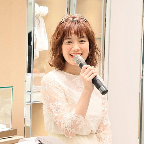11月23日(祝)スタージュエリー名古屋栄店に筧 美和子がやってきた!