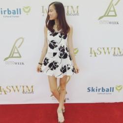 水着のショーに参加!Los Angeles Swim Week Fashion Show JJ海外スタッフブログ