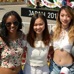 エリカ、日本で留学しています!California Diary Blog 15